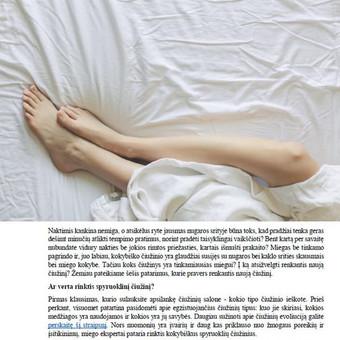 Tekstų kūrėjas/copywriter (LT, EN) / Dovydas Grigalionis / Darbų pavyzdys ID 501373