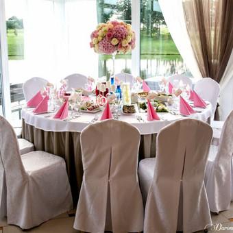 DAROM ŠVENTĘ? TAIP! Jūsų vestuvių dekoras ir organizavimas. / Darom šventę / Darbų pavyzdys ID 501475