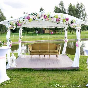 DAROM ŠVENTĘ? TAIP! Jūsų vestuvių dekoras ir organizavimas. / Darom šventę / Darbų pavyzdys ID 501479