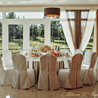 DAROM ŠVENTĘ? TAIP! Jūsų vestuvių dekoras ir organizavimas. / Darom šventę / Darbų pavyzdys ID 501481