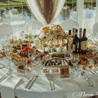 DAROM ŠVENTĘ? TAIP! Jūsų vestuvių dekoras ir organizavimas. / Darom šventę / Darbų pavyzdys ID 501485