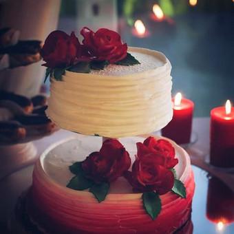 DAROM ŠVENTĘ? TAIP! Jūsų vestuvių dekoras ir organizavimas. / Darom šventę / Darbų pavyzdys ID 501487