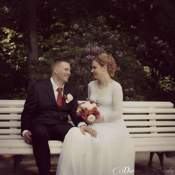 DAROM ŠVENTĘ? TAIP! Jūsų vestuvių dekoras ir organizavimas. / Darom šventę / Darbų pavyzdys ID 501497
