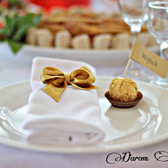 DAROM ŠVENTĘ? TAIP! Jūsų vestuvių dekoras ir organizavimas. / Darom šventę / Darbų pavyzdys ID 501499
