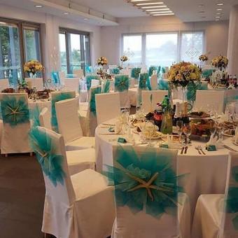 DAROM ŠVENTĘ? TAIP! Jūsų vestuvių dekoras ir organizavimas. / Darom šventę / Darbų pavyzdys ID 501501