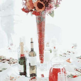 DAROM ŠVENTĘ? TAIP! Jūsų vestuvių dekoras ir organizavimas. / Darom šventę / Darbų pavyzdys ID 501505