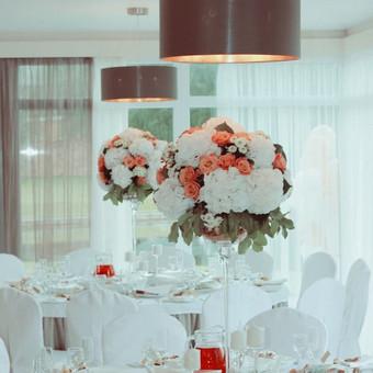 DAROM ŠVENTĘ? TAIP! Jūsų vestuvių dekoras ir organizavimas. / Darom šventę / Darbų pavyzdys ID 501509