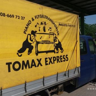 Krovinių pervežimas / Antanas / Darbų pavyzdys ID 501663