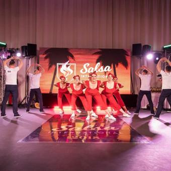 """""""Dance Family"""" - šokių pamokos suaugusiems ir vaikams / Ieva Vaitkevičienė / Darbų pavyzdys ID 501725"""