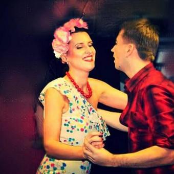 """""""Dance Family"""" - šokių pamokos suaugusiems ir vaikams / Ieva Vaitkevičienė / Darbų pavyzdys ID 501791"""