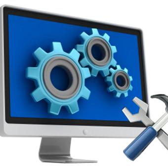 Kompiuterių sisteminės dalies remontas ir profilaktika / Vytenis / Darbų pavyzdys ID 501829