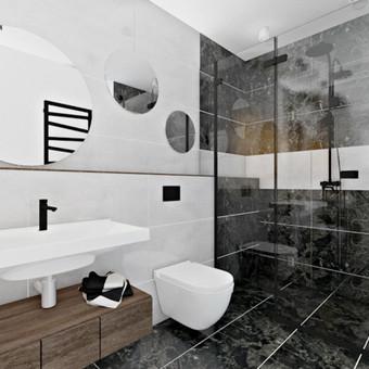 Udizainas - interjero dizainas / Ugnė Stasionė / Darbų pavyzdys ID 501961