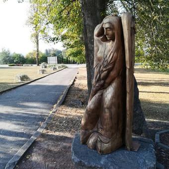 Skulptorius , meno kūrėjo statusas 2005 / Remigijus Šležas / Darbų pavyzdys ID 502633