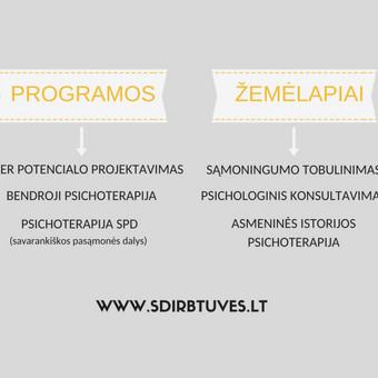 Psichoterapinis konsultavimas, neuroprogramavimas / Samantha Zachh / Darbų pavyzdys ID 502713