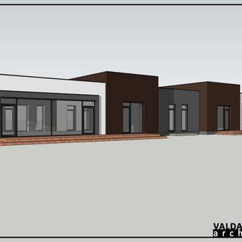 Atestuotas Architektas Vilniuje/Kaune-Gyvenamų n. projektai / Valdas Barvainis / Darbų pavyzdys ID 502739