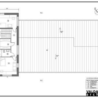 Atestuotas Architektas Vilniuje/Kaune-Gyvenamų n. projektai / Valdas Barvainis / Darbų pavyzdys ID 502891