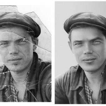 Profesionalus nuotraukų retušavimas / Vladimir Malinovskij / Darbų pavyzdys ID 503831