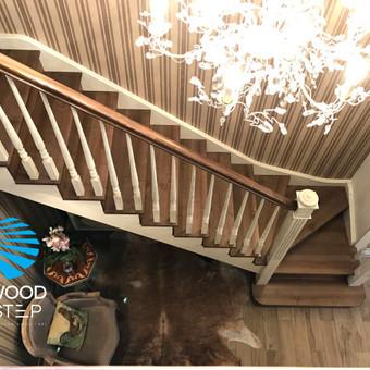 Laiptų gamyba ir projektavimas / UAB Wood Step / Darbų pavyzdys ID 503911