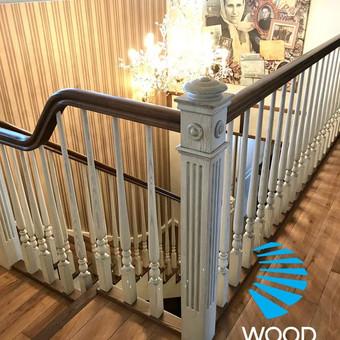 Laiptų gamyba ir projektavimas / UAB Wood Step / Darbų pavyzdys ID 503913