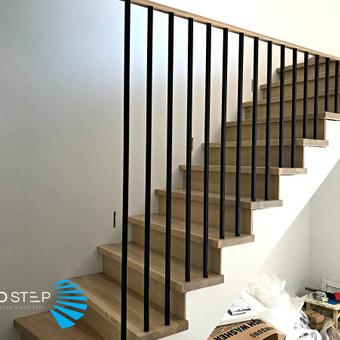Laiptų gamyba ir projektavimas / UAB Wood Step / Darbų pavyzdys ID 503915