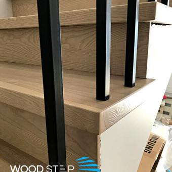 Laiptų gamyba ir projektavimas / UAB Wood Step / Darbų pavyzdys ID 503917