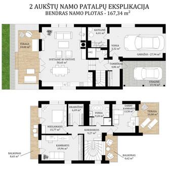 Nekilnojamo turto brokeris / Justina Zabarauskienė / Darbų pavyzdys ID 503951