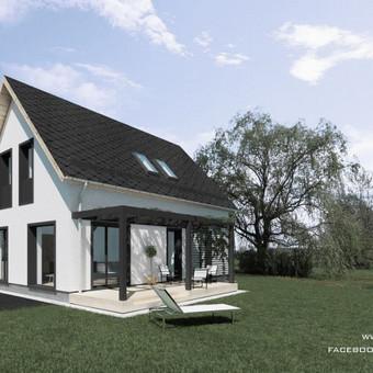 Projektavimas. Architektų paslaugos. / Studio Trys / Darbų pavyzdys ID 504033