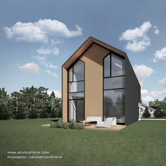 Projektavimas. Architektų paslaugos. / Studio Trys / Darbų pavyzdys ID 504041