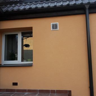 Sieninių mini rekuperatorių montavimas / Germanas / Darbų pavyzdys ID 504291