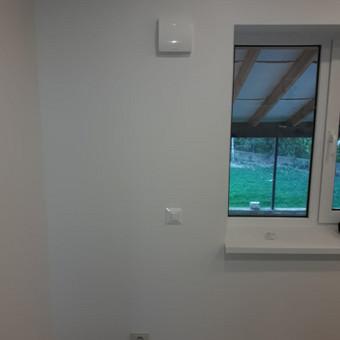 Sieninių mini rekuperatorių montavimas / Germanas / Darbų pavyzdys ID 504345