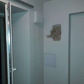 Sieninių mini rekuperatorių montavimas / Germanas / Darbų pavyzdys ID 504349