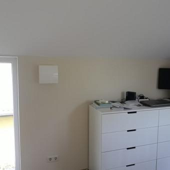 Sieninių mini rekuperatorių montavimas / Germanas / Darbų pavyzdys ID 504351