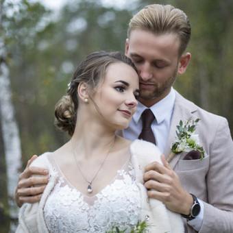 Vestuvių fotografai - EŽio photography / Eglė ir Emilis / Darbų pavyzdys ID 504395