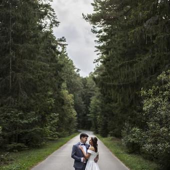 Vestuvių fotografai - EŽio photography / Eglė ir Emilis / Darbų pavyzdys ID 504423