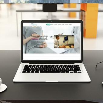 Interneto svetainių bei el. parduotuvių kūrimas / UAB Virtualus / Darbų pavyzdys ID 504433