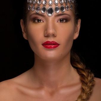Makeup-hair Karina Mickuvienė Vilnius / Karina Mickuviene / Darbų pavyzdys ID 72510