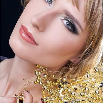 Makeup-hair Karina Mickuvienė Vilnius / Karina Mickuviene / Darbų pavyzdys ID 72514