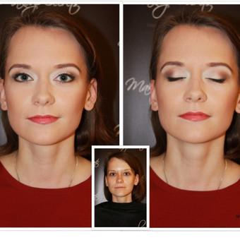 Makeup-hair Karina Mickuvienė Vilnius / Karina Mickuviene / Darbų pavyzdys ID 72511