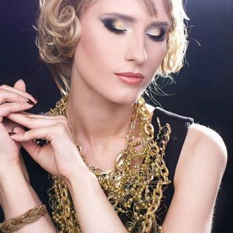 Makeup-hair Karina Mickuvienė Vilnius / Karina Mickuviene / Darbų pavyzdys ID 72517