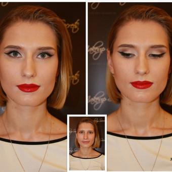 Makeup-hair Karina Mickuvienė Vilnius / Karina Mickuviene / Darbų pavyzdys ID 72513
