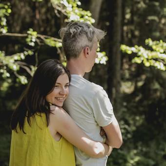 Vestuvių|krikštynų|asmeninė|poros|šeimos fotosesija / Dovilė Balčiūnaitė / Darbų pavyzdys ID 505529