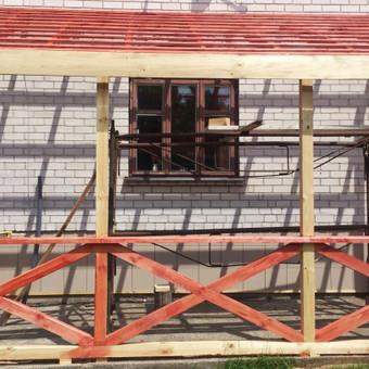 Statybos darbai / Vladas Virbickas / Darbų pavyzdys ID 72569