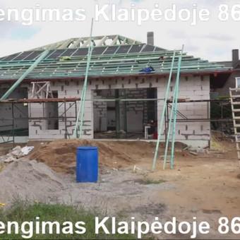 Stogų dengimas, stogdengys Erikas / Erikas / Darbų pavyzdys ID 506947