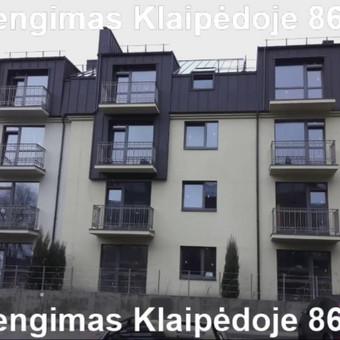Stogų dengimas, stogdengys Erikas / Erikas / Darbų pavyzdys ID 507019
