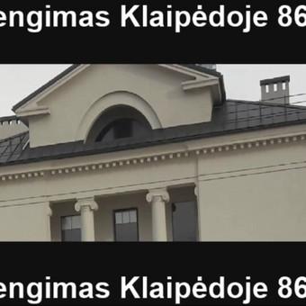 Stogų dengimas, stogdengys Erikas / Erikas / Darbų pavyzdys ID 507023
