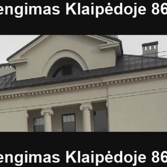 Stogų dengimas, stogdengys Erikas / Erikas / Darbų pavyzdys ID 507027