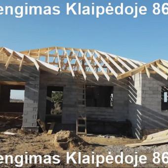 Stogų dengimas, stogdengys Erikas / Erikas / Darbų pavyzdys ID 507039