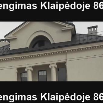 Stogų dengimas, stogdengys Erikas / Erikas / Darbų pavyzdys ID 507047