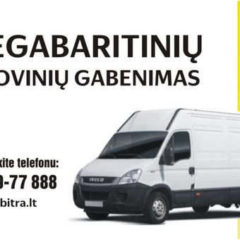 """Krovinių gabenimas Vilniuje ir visoje Lietuvoje / UAB""""Abitra"""" / Darbų pavyzdys ID 507521"""