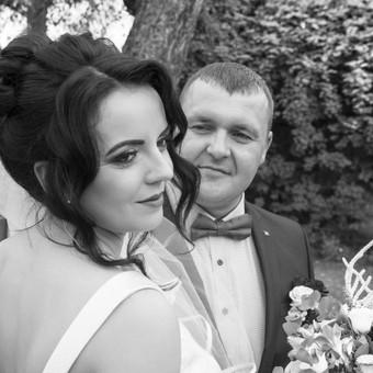 Vestuvių ir kitų progų fotografavimas Panevėžyje / Erika Nėnė / Darbų pavyzdys ID 507629